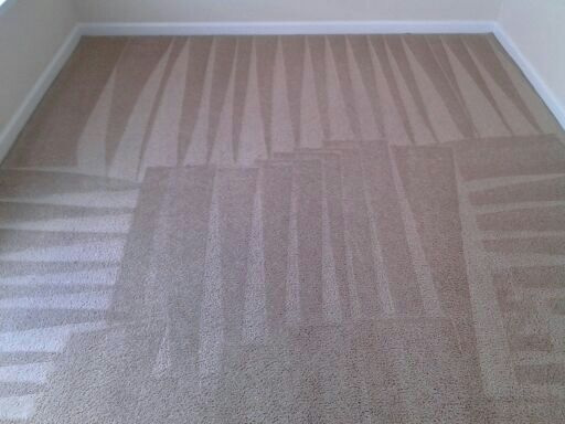 Amazing Carpet Trasformation After Cleaning in Stockbridge GA